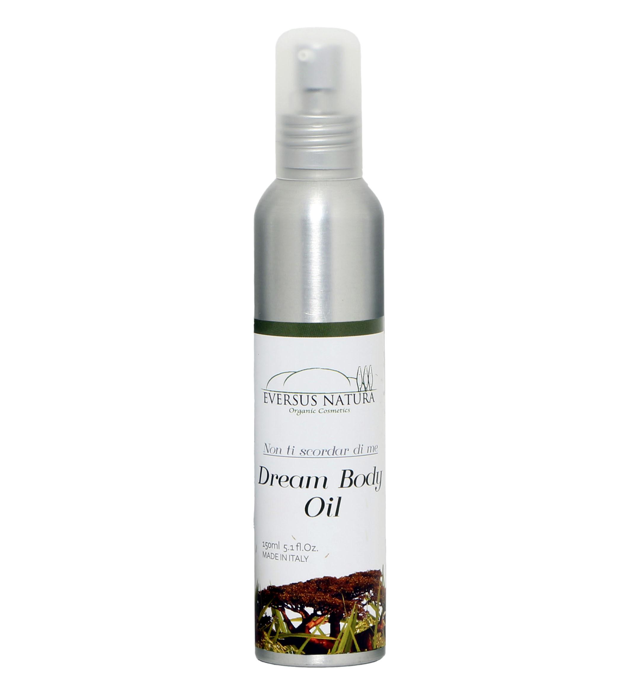 Dream 150ml Oil Eversus Body Natura rCtsQdhx