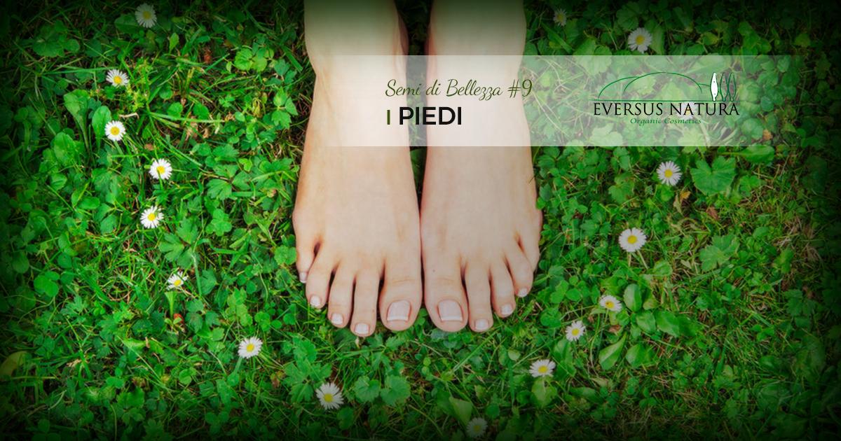 salute e bellezza dei piedi